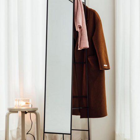 丹麥設計,北歐設計,穿衣鏡,衣帽架,衣帽鏡