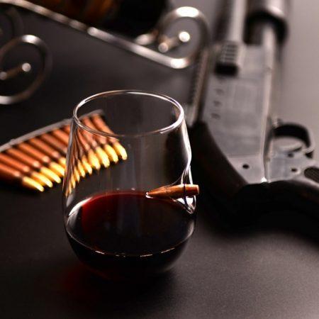 手工紅酒杯, 紅酒杯, 酒杯, 手工酒杯, 創意酒杯, 設計酒杯, 子彈創意設計, 子彈紅酒杯, 子彈酒杯