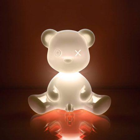 動物燈, 動物燈飾, 造型燈,義大利品牌,造型椅,藝術裝置,室內設計,空間佈置,傢俱選物,台中,Viithe,樂闊, Qeeboo燈, 義大利奇寶燈, 泰迪女孩燈, 泰迪熊燈, 泰迪造型燈, 泰迪男孩燈