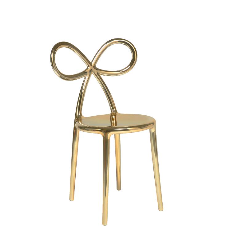 qeeboo, 椅子,-兒童椅,義大利品牌,造型椅,藝術裝置,室內設計,空間佈置,傢俱選物,台中,Viithe,樂闊, 蝴蝶結椅, 粉紅椅, 金屬蝴蝶結椅, 蝴蝶結造型椅, Qeeboo椅子, 義大利進口椅