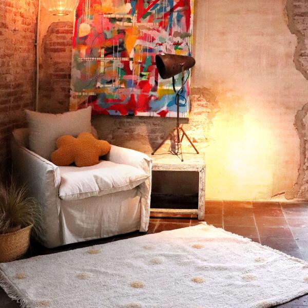 LC, Lorena Canals, 地毯,毯子,可機洗,可機洗地毯,兒童地毯,手工地毯,環保,天然,客廳空間,餐廚空間,臥室空間,空間佈置,室內設計,傢俱選物,Lorena Canals,台中, 寶寶房佈置, 小孩房佈置