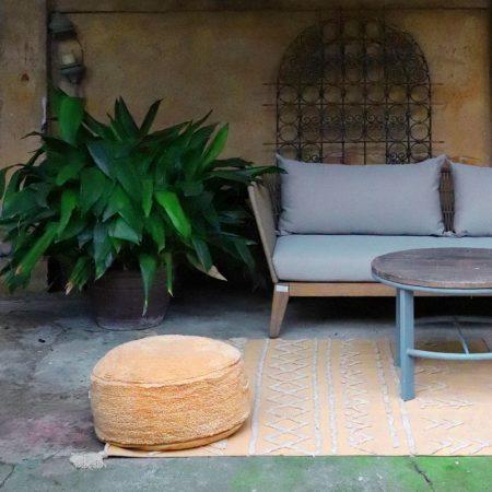 LC, Lorena Canals, 小孩房佈置, 圓凳, 椅凳, 小孩房椅凳, 童趣椅凳, 可機洗椅凳, 西班牙椅凳, 進口椅凳, 可拆布套椅凳, 小孩圓凳