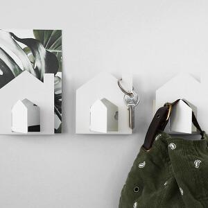 掛勾, 造型掛勾, 房子型掛勾, 設計掛勾, 家掛勾