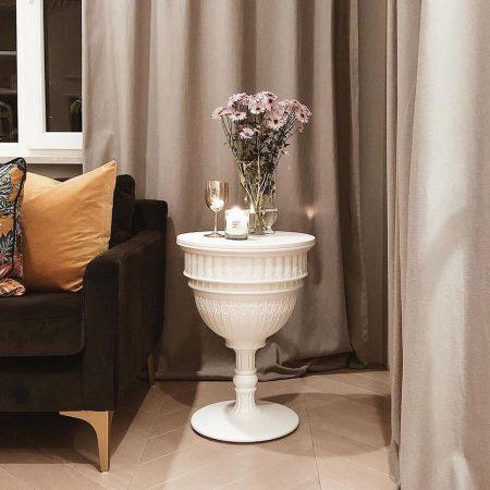 Qeeboo, 義大利國會造型邊桌, 造型邊桌, 進口香檳造型邊桌, 質感造型桌