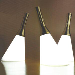 手電筒造型燈,義大利品牌,造型燈,藝術裝置,室內設計,空間佈置,傢俱選物,台中,Viithe,樂闊, Qeeboo燈, 桌燈