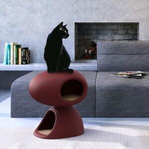 qeeboo, 貓屋,義大利品牌,藝術裝置,室內設計,空間佈置,傢俱選物,台中,Viithe,樂闊,, 義大利貓屋
