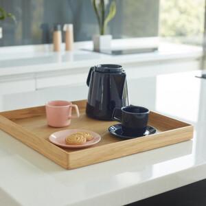 camino, 餐具, 木盤, 木托盤, 方形拖盤