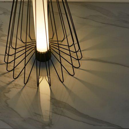 camino, 地燈, 流線地燈, lamp, 裝飾燈, 擺設燈