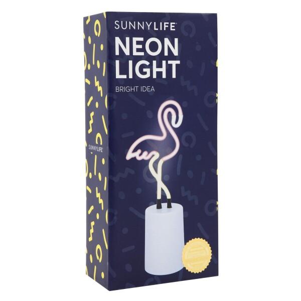 澳洲設計燈飾, 進口燈飾, 霓虹燈, SunnyLife ,SunnyLife霓虹燈,澳洲火鶴造型霓虹燈