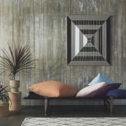 OYOY, OYOY Fluffy 幾何人紋長型靠枕, 有機棉枕頭, 靠枕, 方形靠枕, 長形靠枕