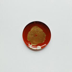 WEN PIIM, 餐具, 置物盤, 金箔餐具, 金箔餐盤, 金箔禮物, 盤子, 手工藝品盤, 職人手作