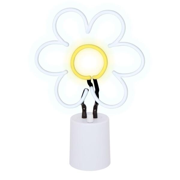 澳洲設計燈飾, 進口燈飾, 霓虹燈, SunnyLife ,SunnyLife霓虹燈, 澳洲 雛菊造型霓虹燈
