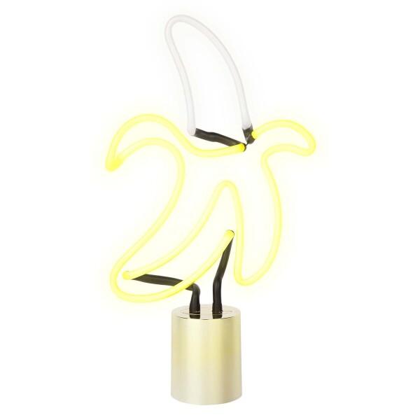 澳洲設計燈飾, 進口燈飾, 霓虹燈, SunnyLife ,SunnyLife霓虹燈, 澳洲 香蕉造型霓虹燈