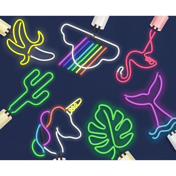 澳洲設計燈飾, 進口燈飾, 霓虹燈, SunnyLife ,SunnyLife霓虹燈, 澳洲獨角獸造型霓虹燈
