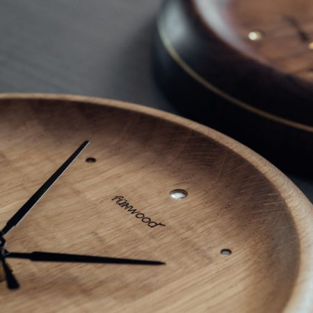 Funwood, 時鐘, 日晷掛鐘, 木製時鐘