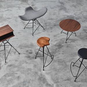 camino,優雅單椅, 單椅 , 椅凳, Shoreline Bar Stool 英倫爵士單椅