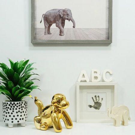 Made by humans,存錢筒, 動物造型存錢筒 ,猴子存錢筒