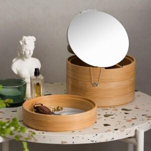 JULI 化妝鏡飾品收納盒, 模組式收納盒, 桌上收納盒, 收納盒, 小收納盒, 化妝品收納, 文具收納, 辦公桌收納, 辦公收納, 小物收納, 保養品收納, gudee