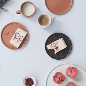 OYOY, 餐具 , 餐廚用品, KITCHEN & Dining,OYOY Inka 印加極簡石器, 陶瓷盤,點心盤