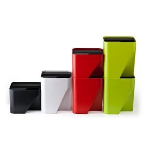 QUALY,環保方塊,方形收納盒,收納方形盒,收納盒,方形盒,垃圾筒,小型垃圾筒,方形垃圾筒,