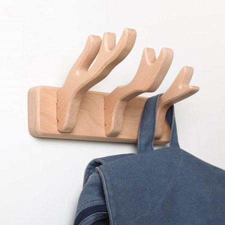 Pana Objects,掛勾,掛衣架,木製掛勾,造型掛勾,造型木製掛勾,