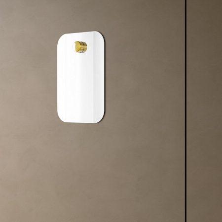 ESAILA,壁鏡,掛鏡,鏡子,不鏽鋼鏡子,設計感鏡子,浴室擺設,質感家具,