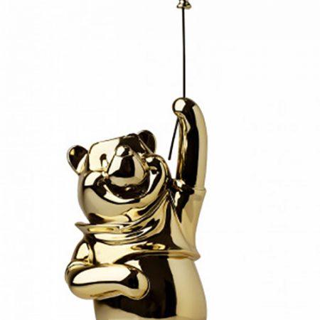 Leblon Delienne,維尼熊仔, 法國維尼熊公仔, LED造型擺飾, 維尼熊擺飾, 法國 Winnie The Pooh維尼熊迎賓公仔