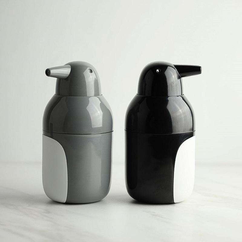 QUALY,收納罐,造型收納,造型收納罐,動物造型收納罐,洗手乳罐,沐浴乳罐,洗髮精罐,液體擠壓罐,動物造型液體擠壓罐,