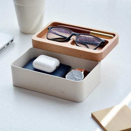 Mordeco, 置物盒, 轉轉置物盒,收納置物, 收納盒, 收納小物, 收納小幫手, 簡約收納盒, 質感收納盒, 木製收納盒,